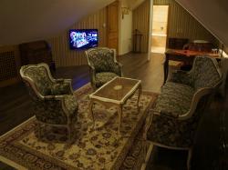 Historické apartmá